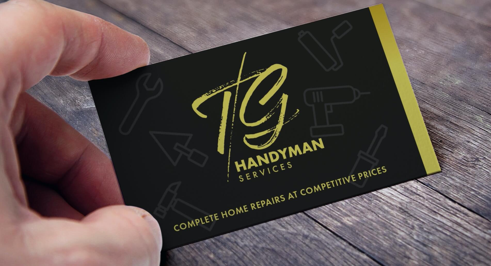 TG Business Card